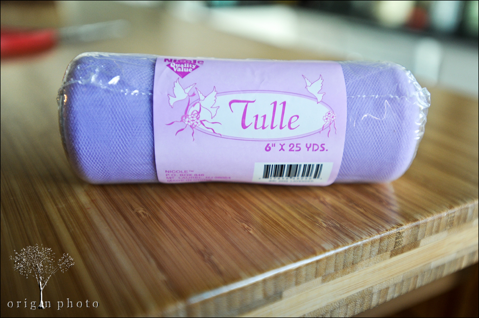 tulle for easy to make tutu