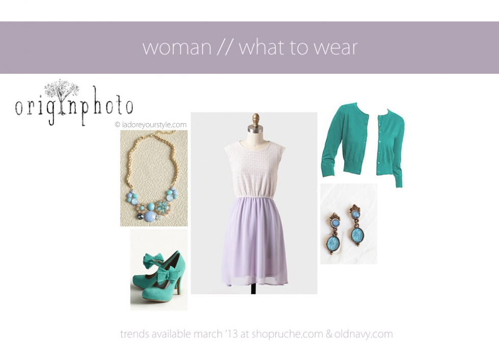 March 2013 what to wear Woman