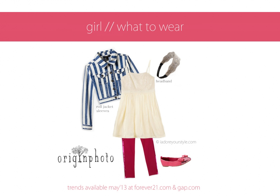May 2013 what to wear Girl